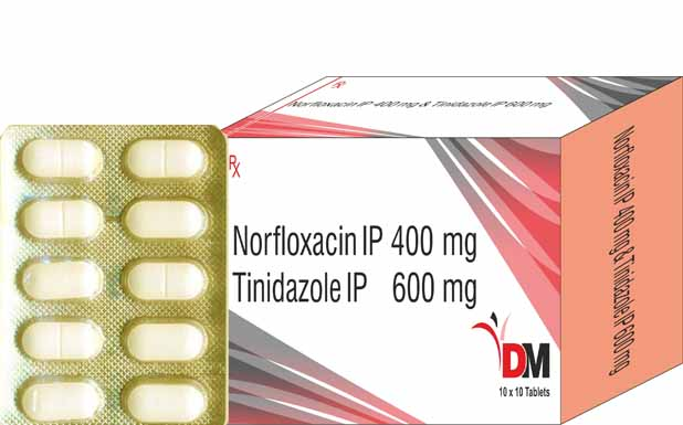 Noroxin 400 Mg Dosage